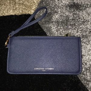 Cute wristlet wallet from Adrienne Vittadini